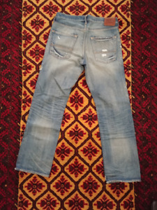 Lot of 3 Abercrombie Jeans 32x32