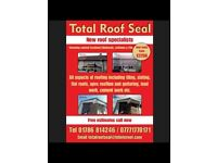 TOTAL ROOF SEAL ROOFING SERVICES