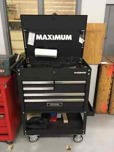 MAXIMUM 5-Drawer Mechanics Cart