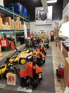 Boss Forklifts Electric Pallet Jack Truck - 3300 lbs - Only $89/month!!!