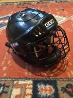 CCM Youth Skate / Hockey Helmet With Full Cage