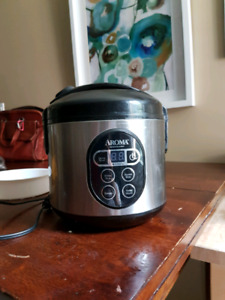 Rice cooker - 4 cups