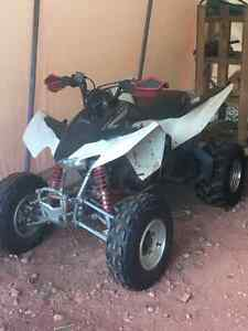2008 400ex trade for snowmobile
