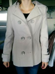 Women's peacoat, jacket, coat, sz small