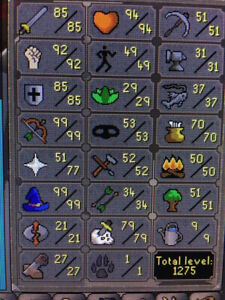 Runescape Account