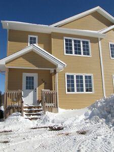 FOR RENT 157 Gagnon Dr.Off Shediac rd.**NO Backyard Neighbours**