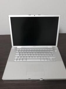 MacBook Pro 15 pouces 200 go