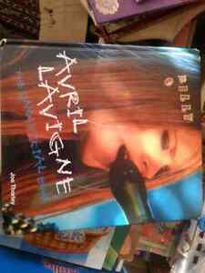 Avril lavign the unofficial book
