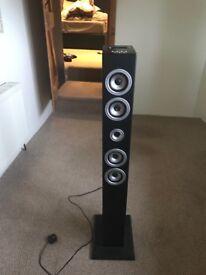 Intempo Bluerooth Tower Speaker