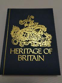 Reader's Digest Heritage of Britain : Hardback Book