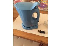 24v kettle with fitted halls plug