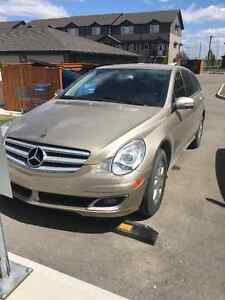 2006 Mercedes-Benz R-Class R350 SUV, Crossover