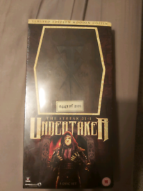 Undertaker The Streak Limited Edition Wooden Coffin - 0447 of 2101