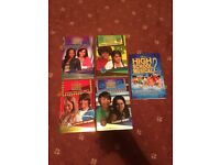 High School Musical 4 book set