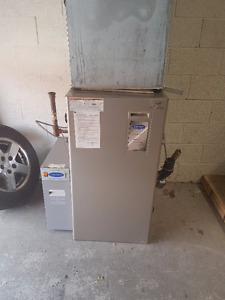 Carrier Furnace & Air Conditioner