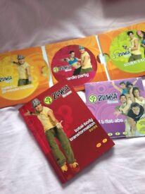 Zumba Fitness Pack