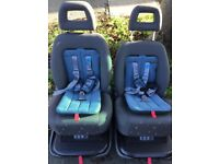 2 Integrated child seats Sharan/Alhambra/Seat