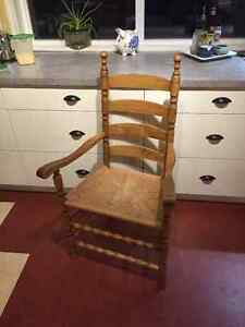 Brougham Dining Room Chairs (4)