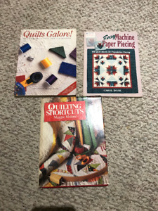 Quilting Cover Books (3)