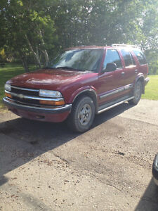Reduced price 1998 Chevrolet Blazer SUV