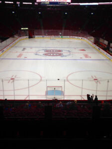MONTREAL CANADIENS 2 REDS ALL TIXS AT FACE VALUE