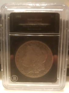 USA Morgan silver dollars