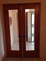 French door  plus 3 others door