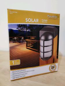 Solar postlight by paradise