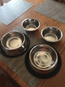 Pet Dishes - $10 for all