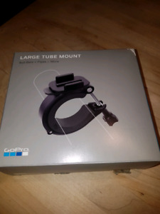 Gopro attache support rouleau tuyaux
