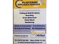 K.p plastering services