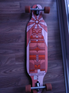 Grand Gopher longboard