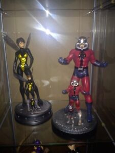 Bowen Designs:  Ant-man (deluxe) and Wasp (deluxe) statues