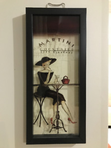 2 Decorative Wall Hangings/ Frames