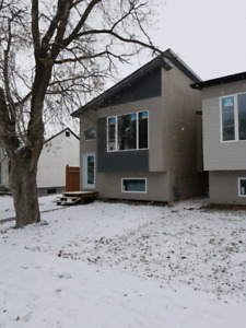 New duplex for rent in safe central area - Lower level
