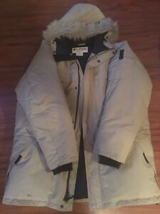 Like New Men's Columbia Winter Jacket Stratford Kitchener Area image 1