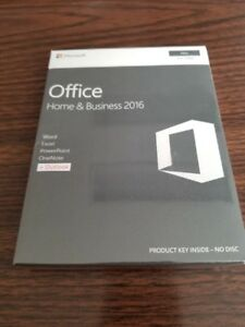 OFFICE 2016 HOME AND BUSINESS FOR MAC ONLY