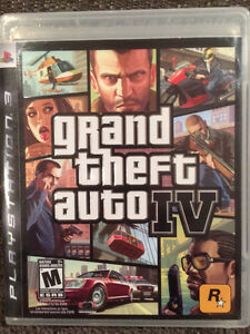 Gran Theft Auto 4 - GTA4 PS3
