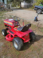 Murray 12 hp lawn tractor