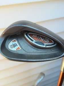 Mint PING G10 Irons with PING Bag