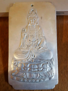 Silver Carving