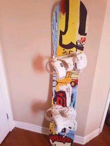 Équipement de snowboard