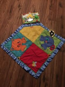 Fisher price pack & play mat