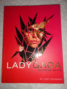 Lady Gaga Extreme Style Book by Lizzy Goodman