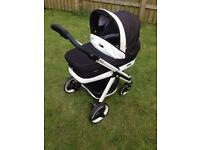 Bebacar 3-1 travel system