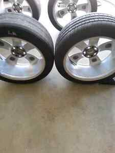 """20"""" Srt Alcoa forged rims dodge charger challenger magnum 300 Strathcona County Edmonton Area image 3"""
