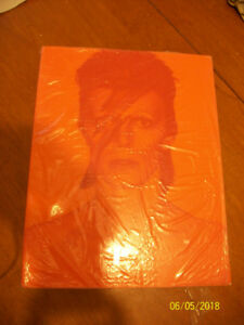 david bowie is inside  book (like new)