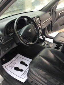 2009 Hyundai Santa Fe SUV, Crossover