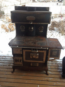 Climax stove