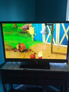 50inch LG TV for sale with 2 different stands. Windsor Region Ontario image 1